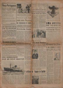 Entrevista a neto do Comandante Carvalho Araújo