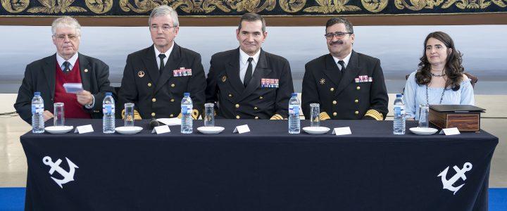 Museu de Marinha inaugura Carvalho Araújo a vida pela Pátria