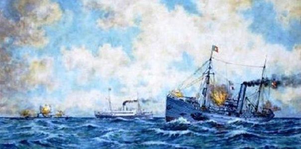 """Vila Real e Ponta Delgada celebram centenário do combate entre NRP """"Augusto Castilho e o submarino alemão U139"""